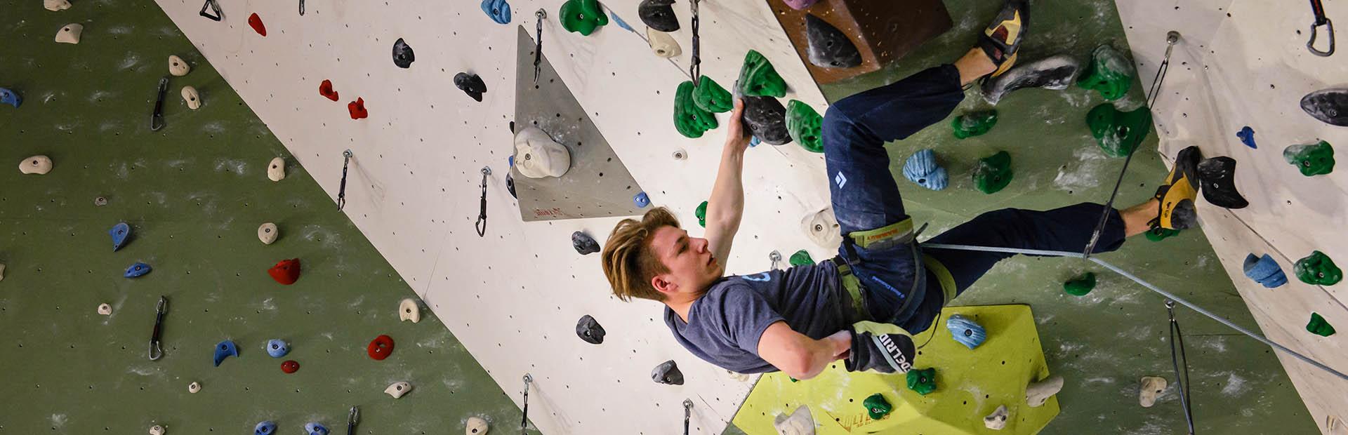 Junger-Kletterer